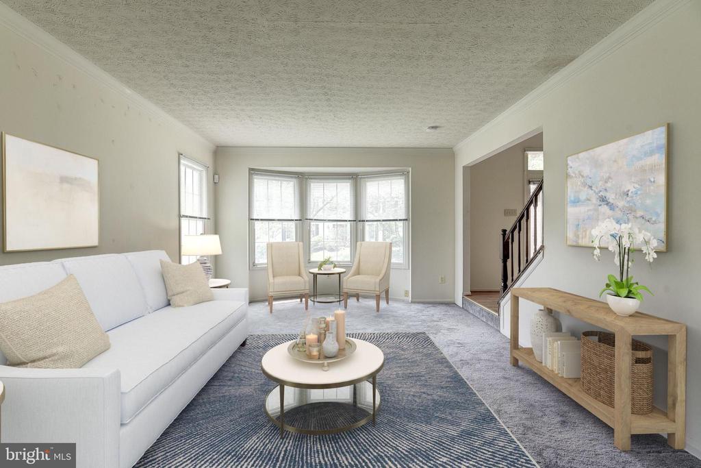 Living Room - 7255 KINDLER RD, COLUMBIA