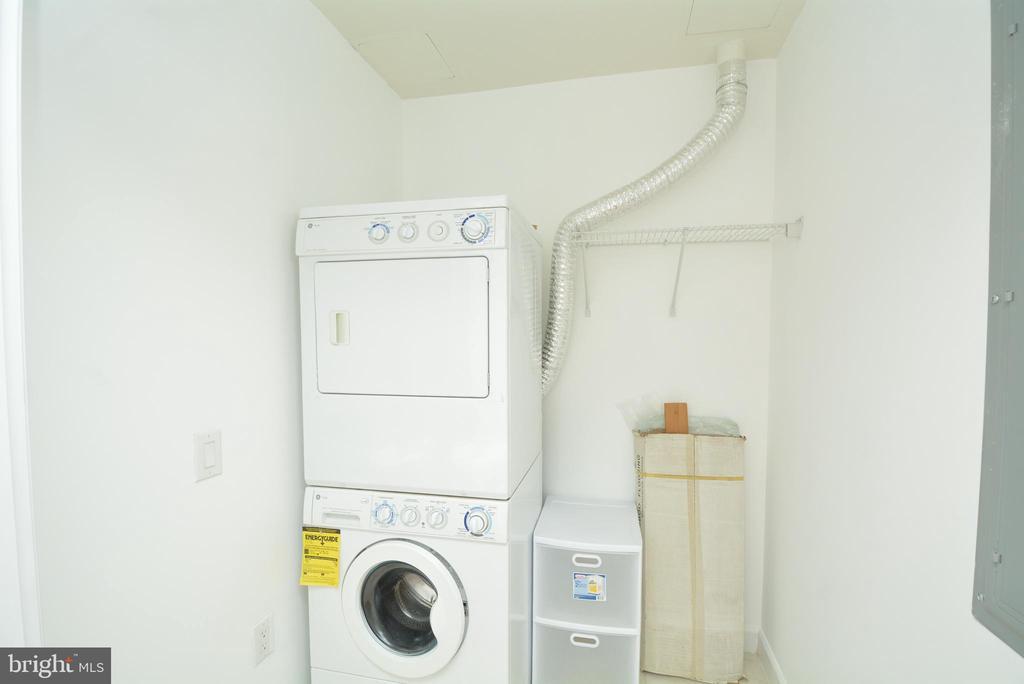 Laundry Room - 1830 FOUNTAIN DR #1208, RESTON
