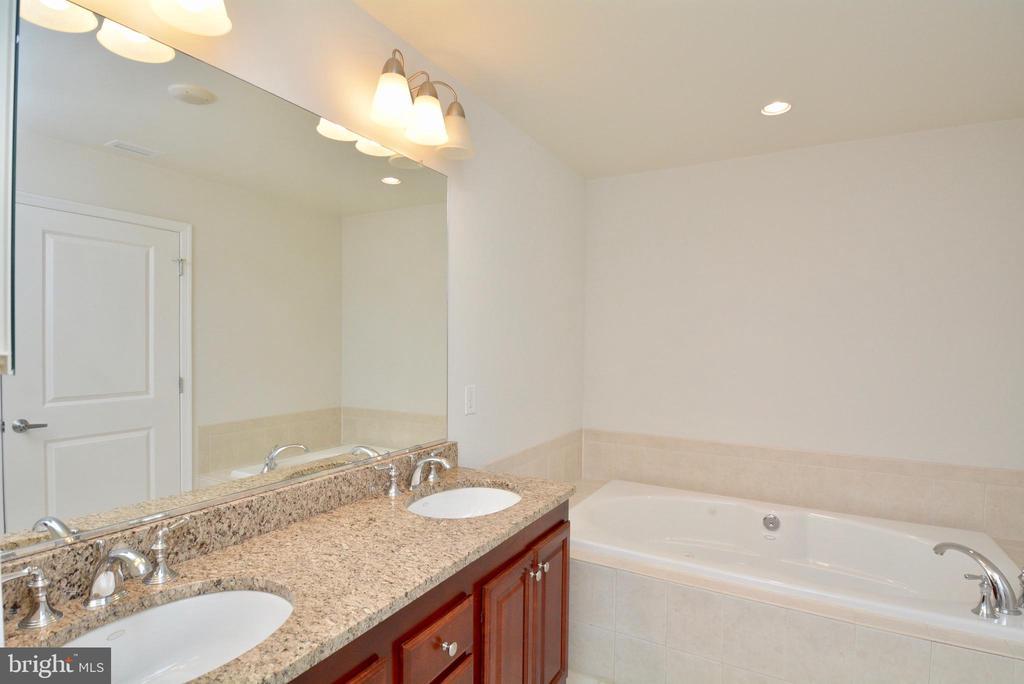 Master Bathroom - 1830 FOUNTAIN DR #1208, RESTON