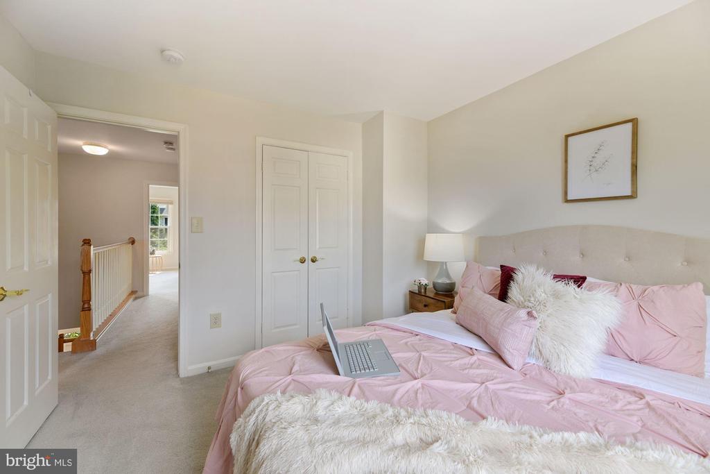 Bedroom #2 - 8009 MERRY OAKS LN, VIENNA