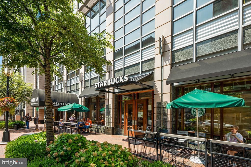 Get some coffee at Starbucks! - 12079 CHANCERY STATION CIR, RESTON