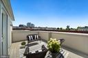 Rooftop Deck - 12079 CHANCERY STATION CIR, RESTON