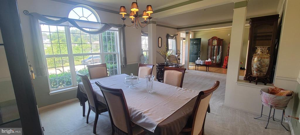 Formal Dining Room - 11005 LAKE DEBORAH CT, BOWIE