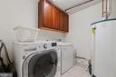 Laundry Room Second Level - 5609 S QUAKER LN, ALEXANDRIA