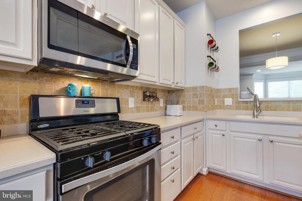 Gas Cooking - 43813 LEES MILL SQ., LEESBURG
