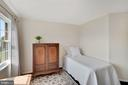 Ample Space for two beds or a queen bed - 12079 CHANCERY STATION CIR, RESTON