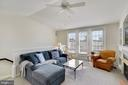 Loft Level Leads to Rooftop Deck - 12079 CHANCERY STATION CIR, RESTON