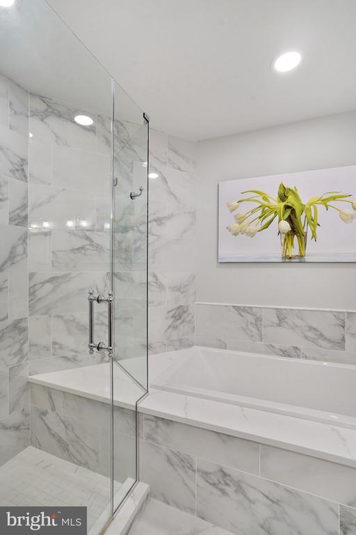 This Bathroom is EVERYTHING! - 12079 CHANCERY STATION CIR, RESTON