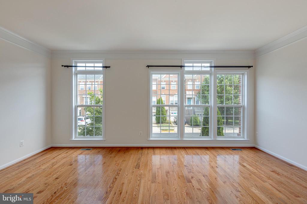 Living room - 43151 CROSSWIND TER, BROADLANDS