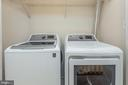 Upper level laundry - 43151 CROSSWIND TER, BROADLANDS