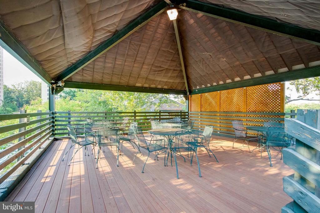 Picnic Pavilion - 307 YOAKUM PKWY #1726, ALEXANDRIA