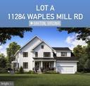 LOT A - 11284 WAPLES MILL - PREMIUM LOT - 11280 WAPLES MILL RD, OAKTON