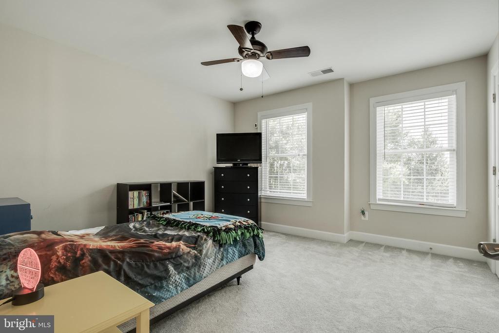 Second bedroom - 23247 CHRISTOPHER THOMAS LN, BRAMBLETON