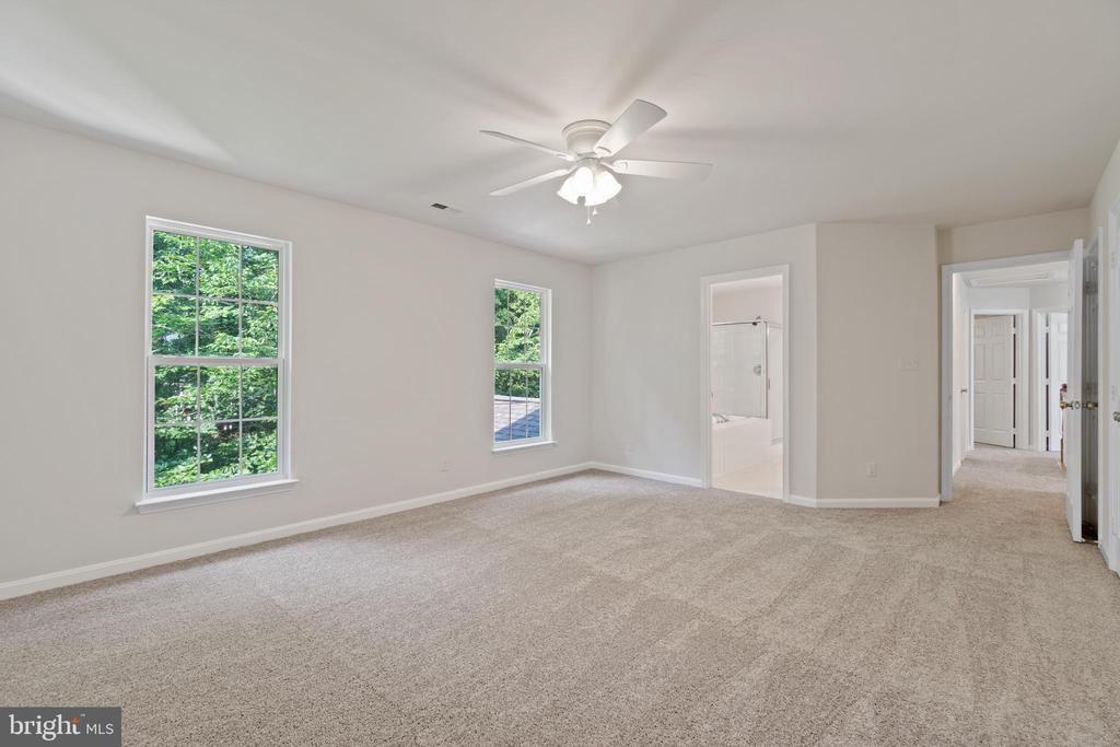 Primary bedroom - 15 SARRINGTON CT, STAFFORD