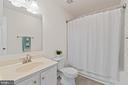 Full bathroom on upper level - 15 SARRINGTON CT, STAFFORD