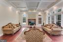 Oversized Family Room. - 11400 ALESSI DR, MANASSAS