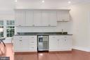 FULL Entertainment area in the Primary Suite. - 11400 ALESSI DR, MANASSAS