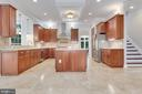 Loads of counter space. - 11400 ALESSI DR, MANASSAS