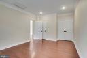 Secondary Bedroom. - 11400 ALESSI DR, MANASSAS