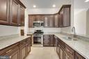 Luxury Guest House Kitchen - 11400 ALESSI DR, MANASSAS
