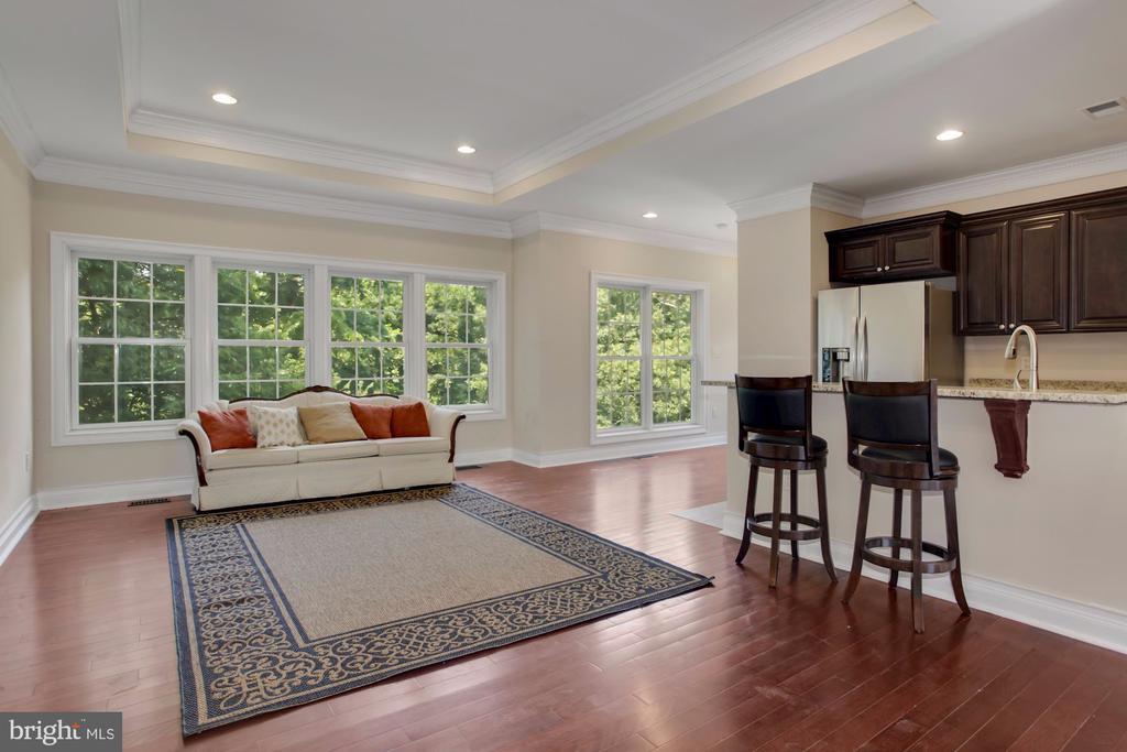 Luxury GUEST HOUSE over Detached Garage! - 11400 ALESSI DR, MANASSAS