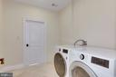 ONE of MULTIPLE LAUNDRY rooms! - 11400 ALESSI DR, MANASSAS