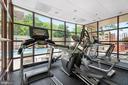 Fitness Room - 2400 CLARENDON BLVD #316, ARLINGTON