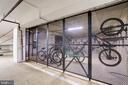 Bike Storage - 2400 CLARENDON BLVD #316, ARLINGTON