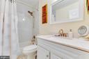 Hall bathroom - 201 GOLDEN LARCH TER NE, LEESBURG