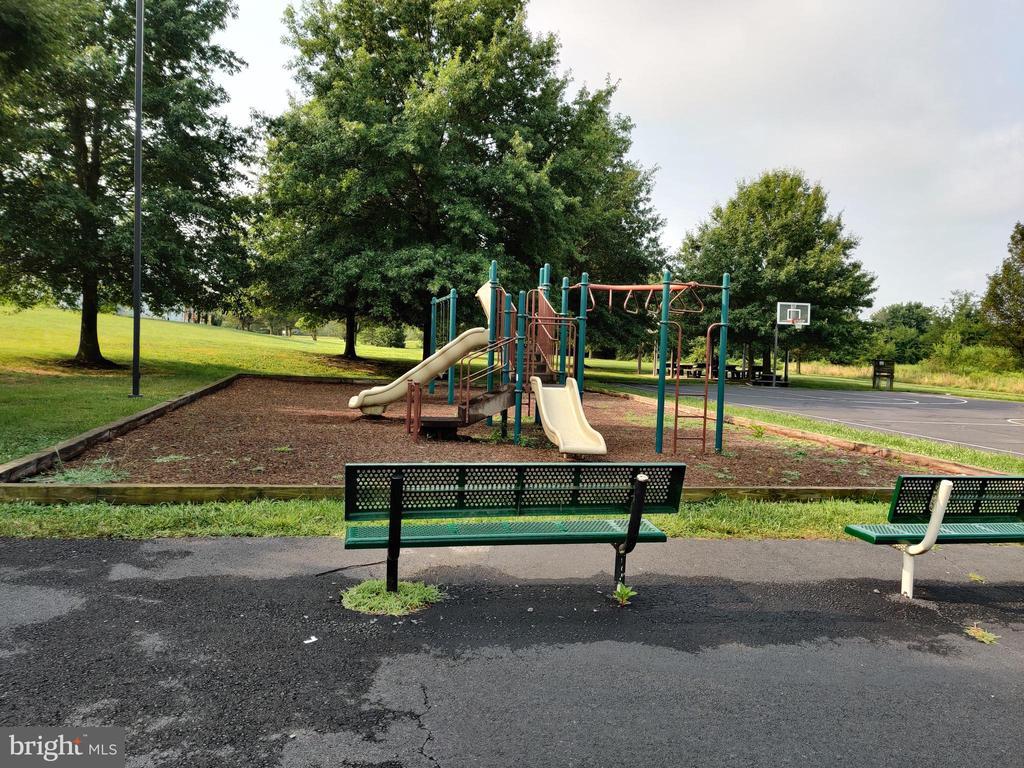 Community tot lots - 11139 EAGLE CT, BEALETON