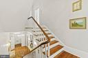 Stairway - 3026 P ST NW, WASHINGTON