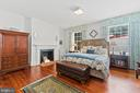 Primary bedroom - 3026 P ST NW, WASHINGTON