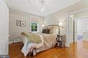 Second bedroom - 3026 P ST NW, WASHINGTON