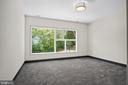 Bedroom with abundant of natural light - 1120 GUILFORD CT, MCLEAN
