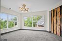 Owner�s bedroom sleeping area - 1120 GUILFORD CT, MCLEAN