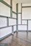 Office with modern shelves� - 1120 GUILFORD CT, MCLEAN