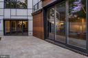2 sets of multi-slide patio doors - 1120 GUILFORD CT, MCLEAN