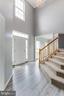 Wide double story Foyer - 11139 EAGLE CT, BEALETON