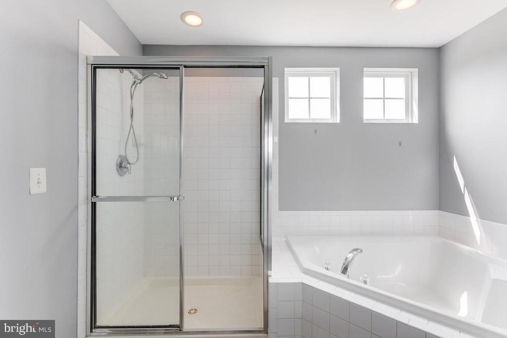 More of master bath - 11139 EAGLE CT, BEALETON