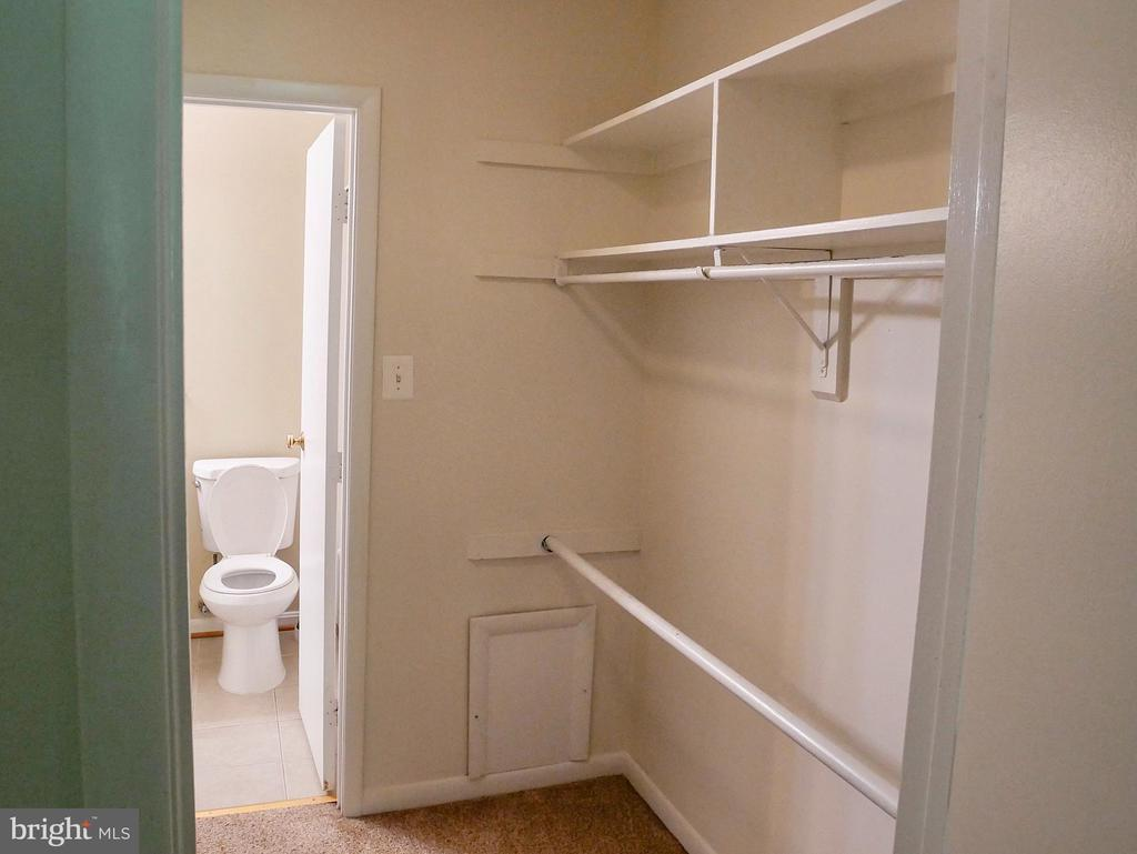 Master Walk-in Closet - 5761 REXFORD CT #S, SPRINGFIELD
