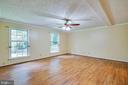 Primary Bedroom  on Main Floor - 15060 LESTER LN, MILFORD