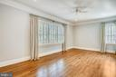 Primary bedroom on main level - 3038 N PEARY ST, ARLINGTON