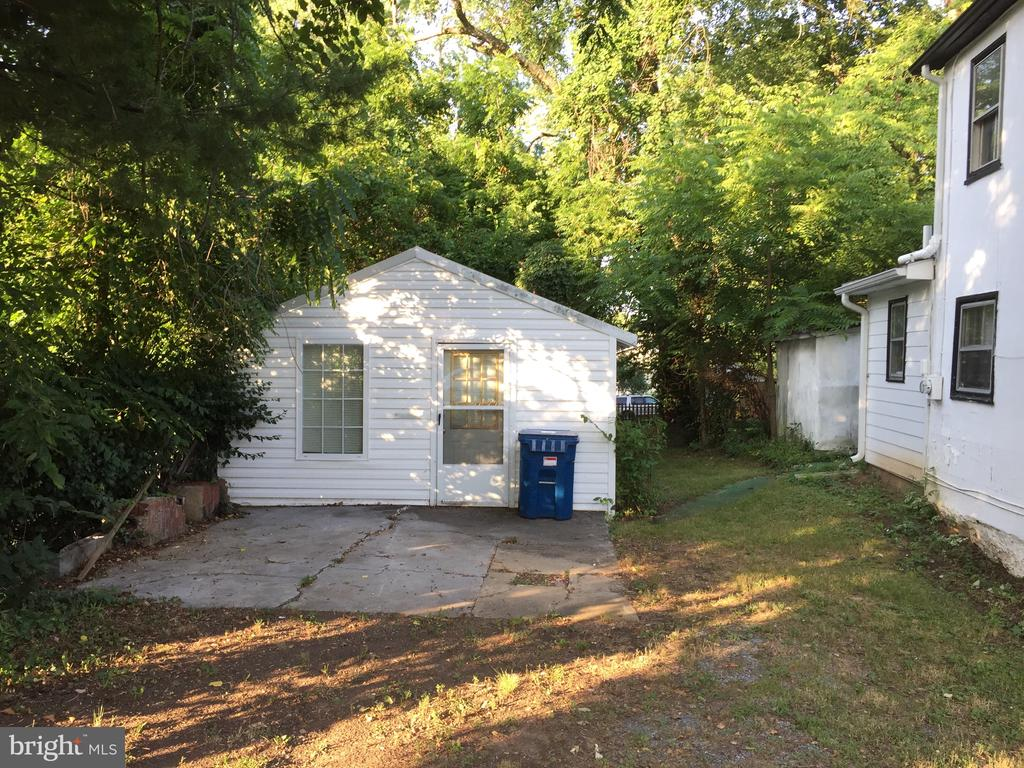 side shed - 14 LIBERTY ST, BERRYVILLE