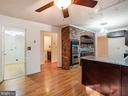 Walk In Pantry/Laundry off Kitchen - 1122 SPAIN DR, STAFFORD