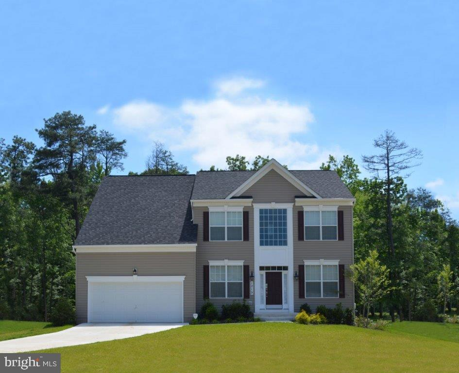 Optional Elevation 3 (Elev #1 Is included) - 530 WATERSVILLE RD, MOUNT AIRY