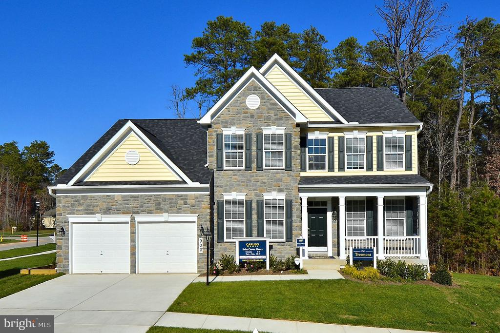 The Treemont (Elev 1 is included) - 530 WATERSVILLE RD, MOUNT AIRY
