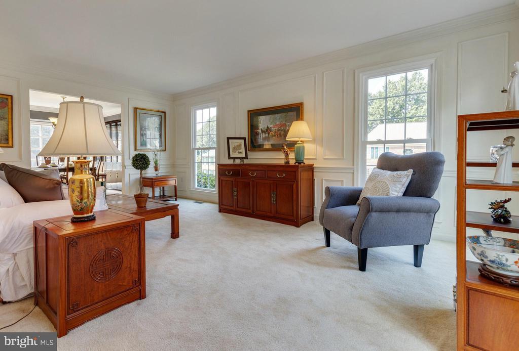 Living Room - 4253 EXETER DR, DUMFRIES