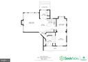 Floorplan (main level). - 110 BURT CT NE, LEESBURG