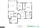 Floorplan (upper level) - 110 BURT CT NE, LEESBURG