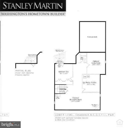 Stanley Martin Eden III MODEL - 23084 PECOS LN, BRAMBLETON